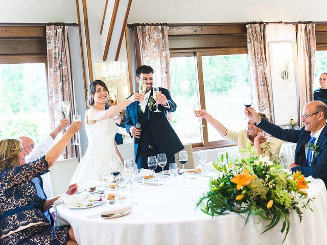 La boda de Víctor y Marta en Barbastro, Huesca 33