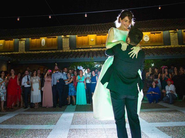 La boda de Víctor y Marta en Barbastro, Huesca 45