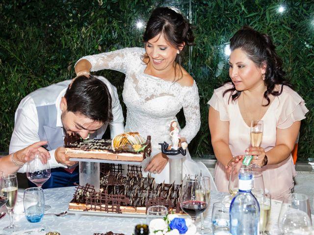 La boda de Miguel y Ana en Madrid, Madrid 22