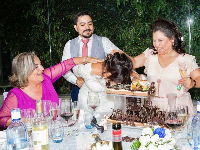 La boda de Miguel y Ana en Madrid, Madrid 23