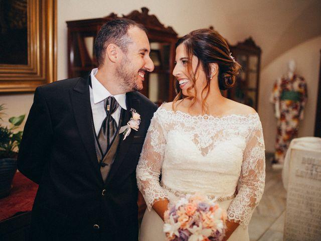 La boda de Azahara y Gabriel
