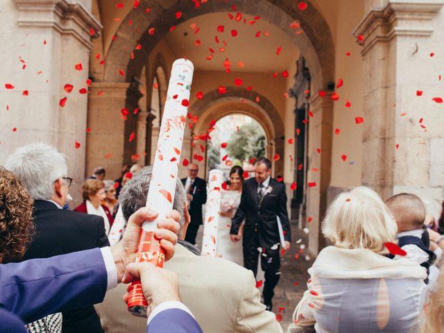 La boda de Gabriel y Azahara en Castelló/castellón De La Plana, Castellón 6
