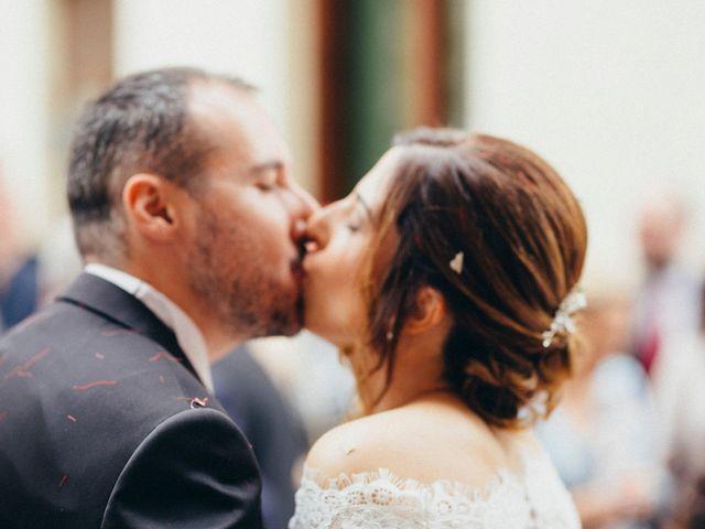 La boda de Gabriel y Azahara en Castelló/castellón De La Plana, Castellón 23