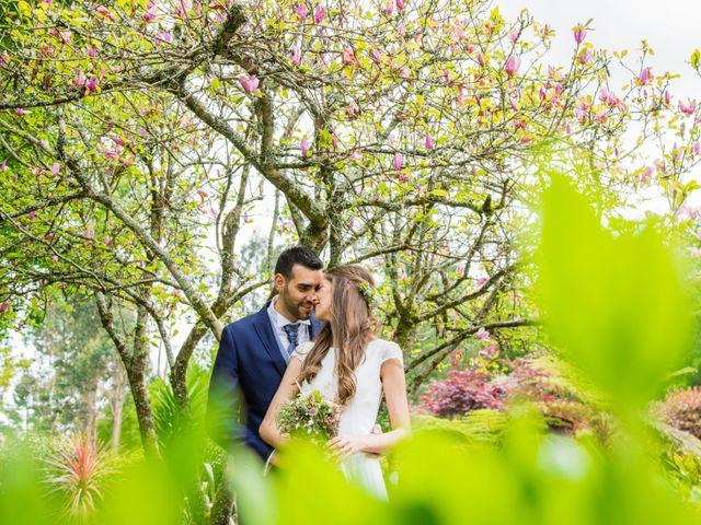 La boda de Juan y Ana en Santiago De Compostela, A Coruña 11