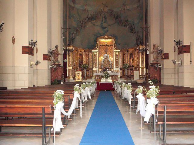 La boda de Jose Antonio y Reyes en Beas De Segura, Jaén 7