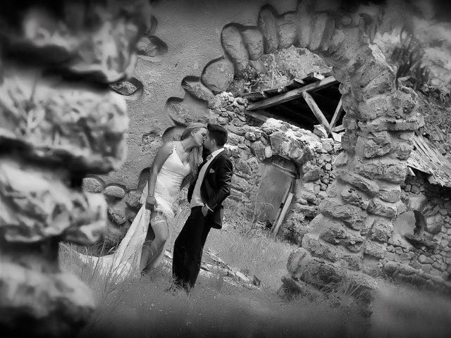 La boda de Jose Antonio y Reyes en Beas De Segura, Jaén 1