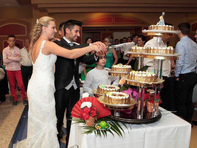 La boda de Jose Antonio y Reyes en Beas De Segura, Jaén 24