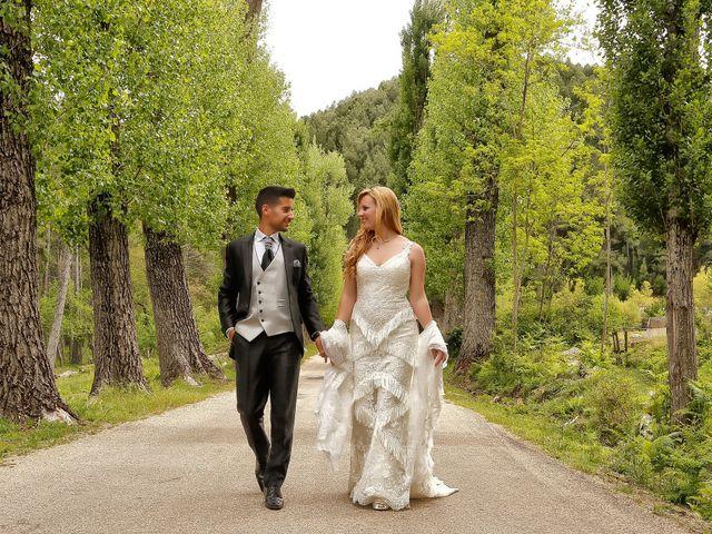 La boda de Jose Antonio y Reyes en Beas De Segura, Jaén 29