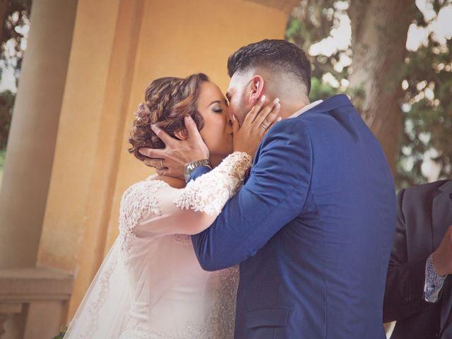 La boda de Melania y Juan  en Sant Pere De Ribes, Barcelona 1