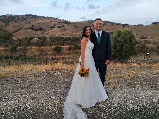 La boda de Olga y Daniel en Alora, Málaga 1