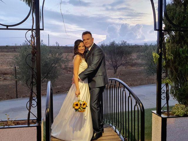 La boda de Daniel y Olga