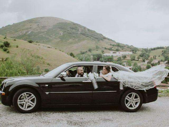La boda de David  y Esther  en Argüeso, Cantabria 8