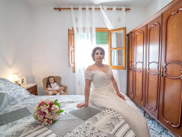 La boda de Jose Manuel y Laura Elena en Durcal, Granada 5
