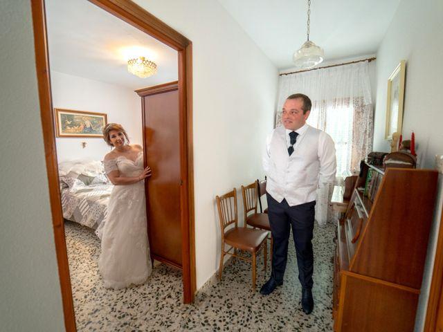 La boda de Jose Manuel y Laura Elena en Durcal, Granada 6