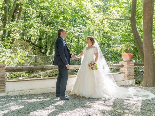 La boda de Jose Manuel y Laura Elena en Durcal, Granada 7