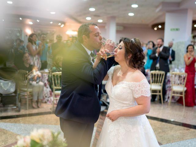 La boda de Jose Manuel y Laura Elena en Durcal, Granada 9