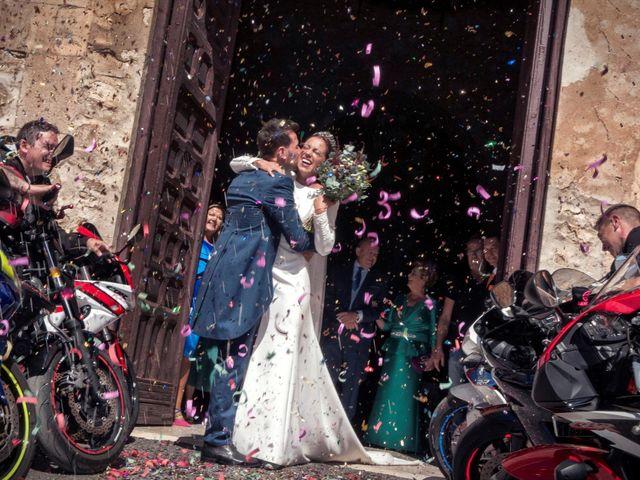 La boda de Sheila y Victor en Villacañas, Toledo 21