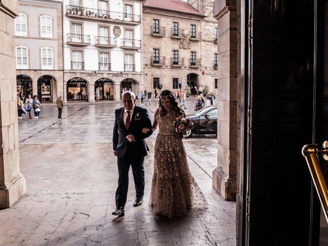 La boda de Luis y Andrea en Avilés, Asturias 24