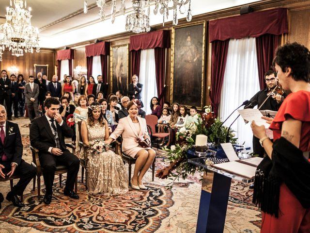 La boda de Luis y Andrea en Avilés, Asturias 30