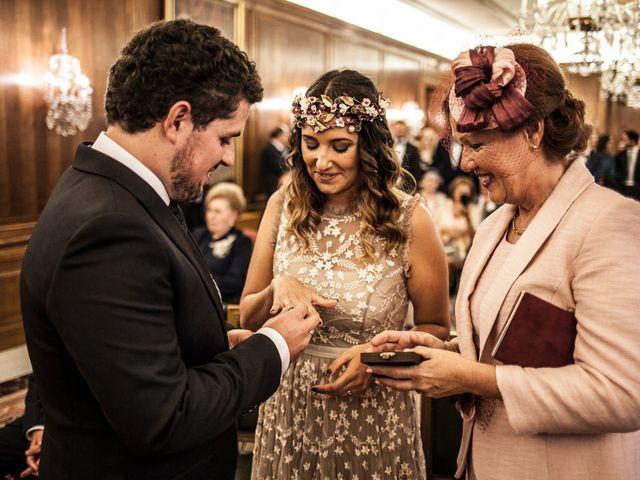 La boda de Luis y Andrea en Avilés, Asturias 34