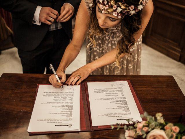 La boda de Luis y Andrea en Avilés, Asturias 36