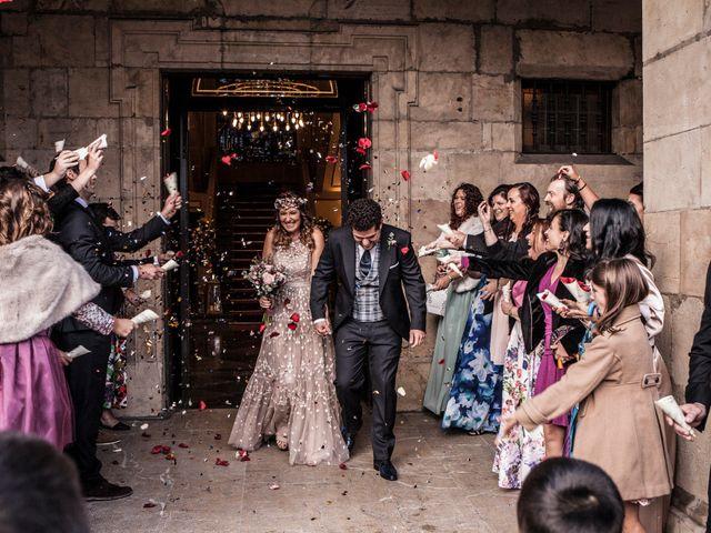La boda de Luis y Andrea en Avilés, Asturias 39