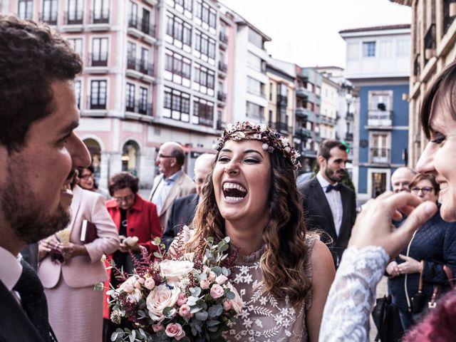 La boda de Luis y Andrea en Avilés, Asturias 40