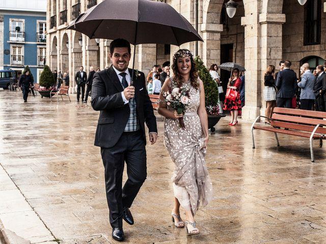 La boda de Luis y Andrea en Avilés, Asturias 41