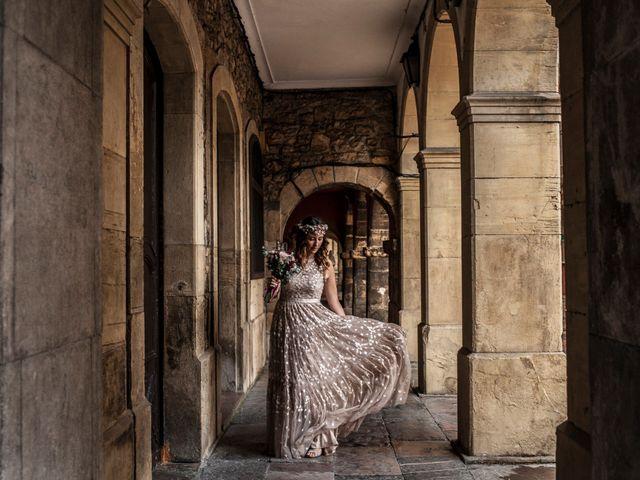 La boda de Luis y Andrea en Avilés, Asturias 2