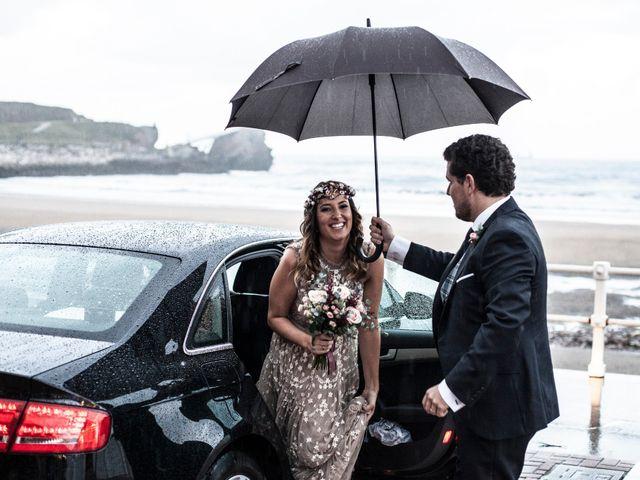 La boda de Luis y Andrea en Avilés, Asturias 50