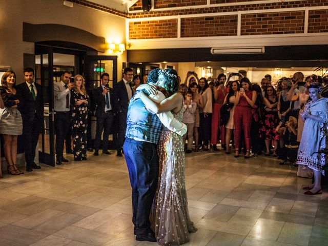 La boda de Luis y Andrea en Avilés, Asturias 80