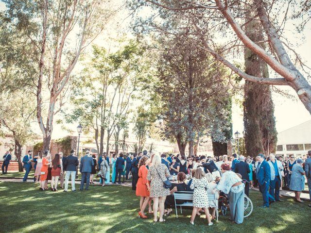 La boda de Alejandro y Alba en Madrid, Madrid 12