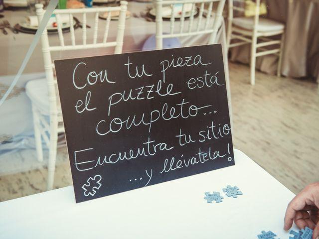 La boda de Alejandro y Alba en Madrid, Madrid 17