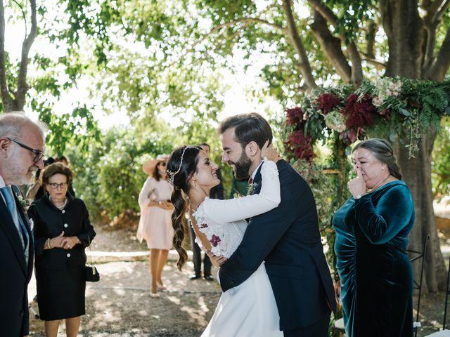 La boda de Martina y Sergio en Chiva, Valencia 1