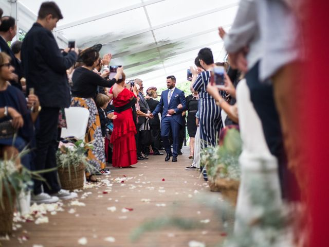 La boda de Diogo y Yelina en Carral (Carral), A Coruña 19