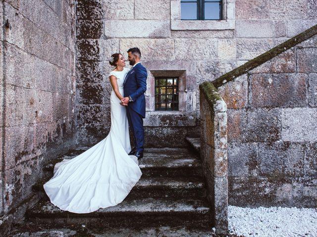 La boda de Diogo y Yelina en Carral (Carral), A Coruña 56