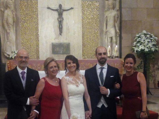 La boda de Patricia y Miguel en Linares, Jaén 4