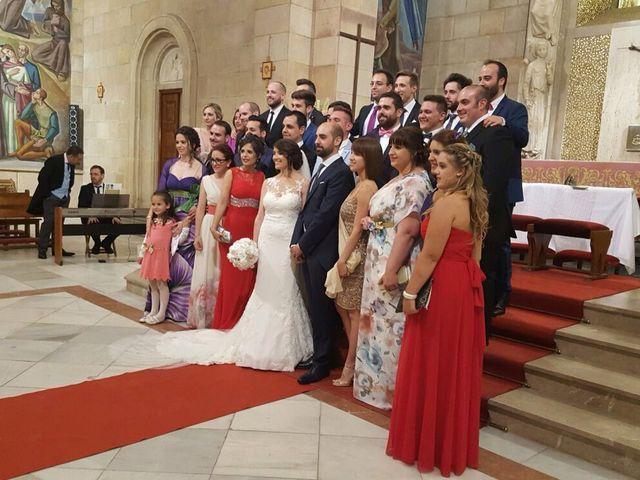 La boda de Patricia y Miguel en Linares, Jaén 2