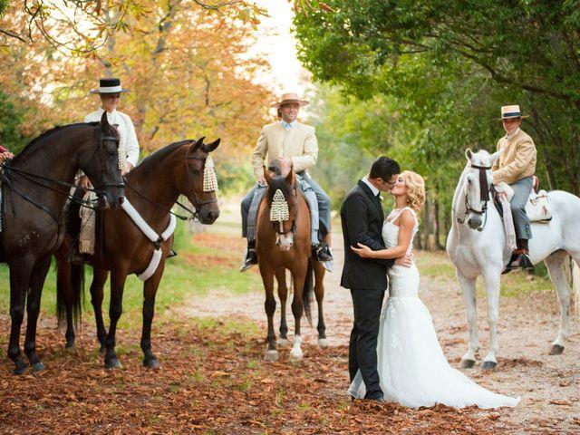 La boda de Carol y Raúl