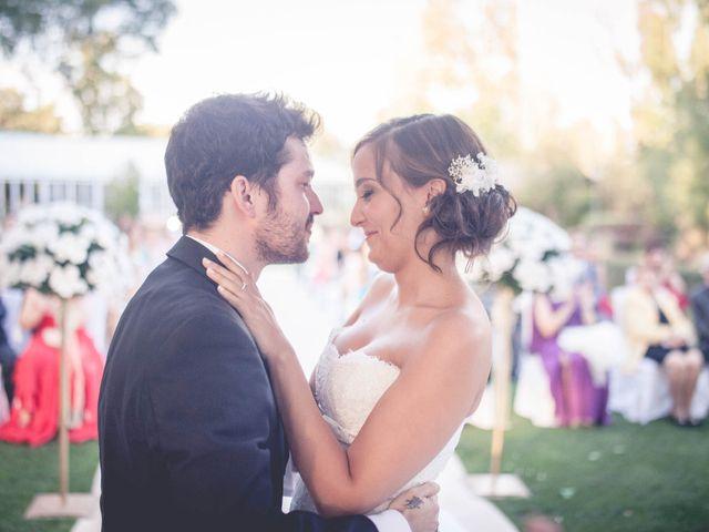 La boda de Eva y Eugenio