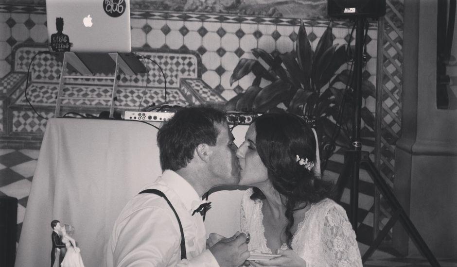 La boda de Ismael y María Victoria en Benahavis, Málaga