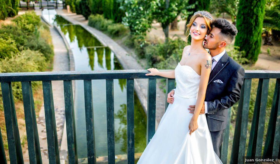 La boda de Soraya y Santi en Villafranca De Los Barros, Badajoz