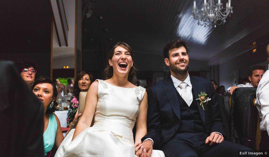La boda de Víctor y Marta en Barbastro, Huesca