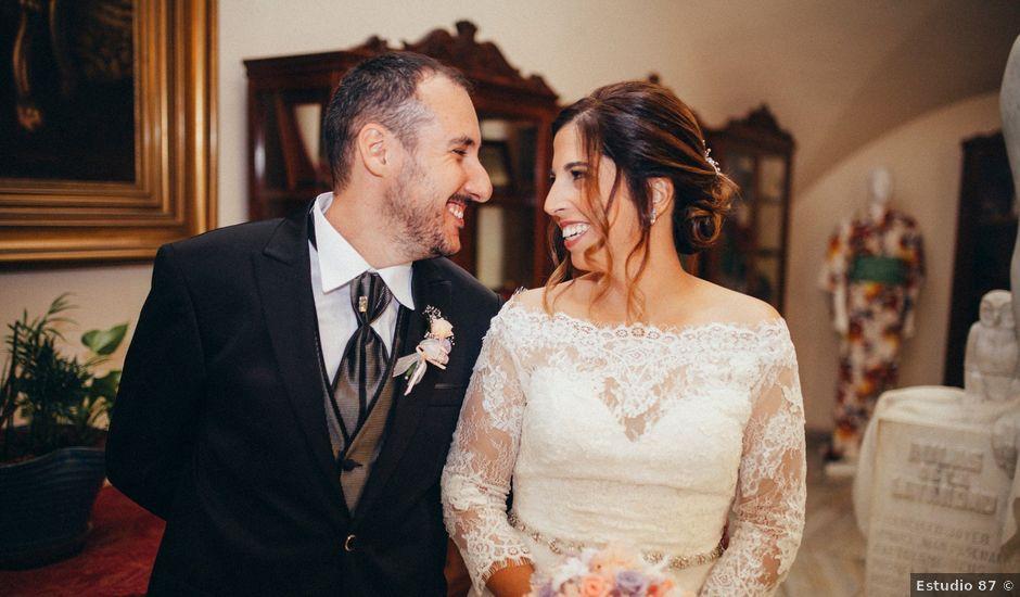 La boda de Gabriel y Azahara en Castelló/castellón De La Plana, Castellón