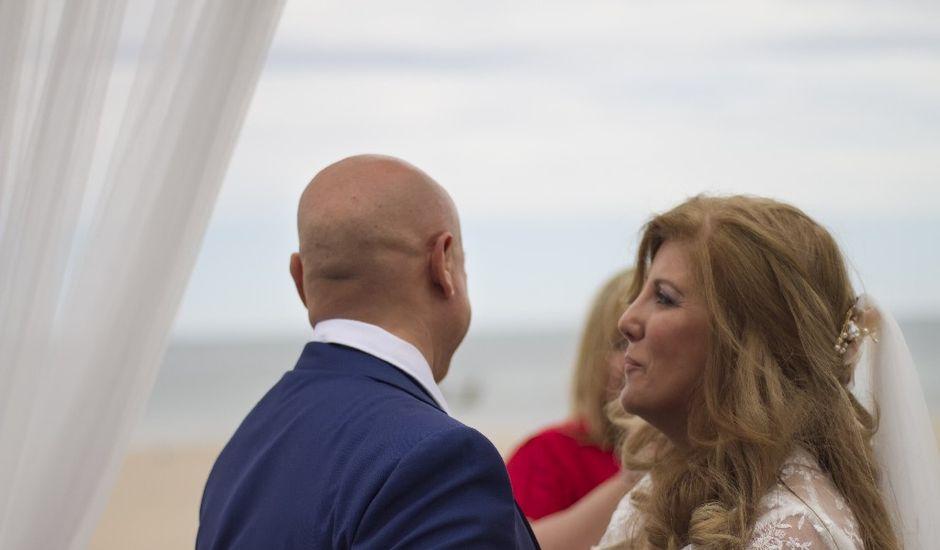 La boda de Joaquín  y María Ruth en Valencia, Valencia