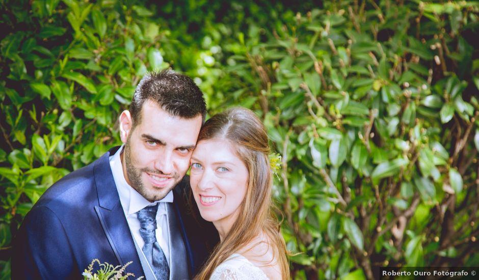La boda de Juan y Ana en Santiago De Compostela, A Coruña