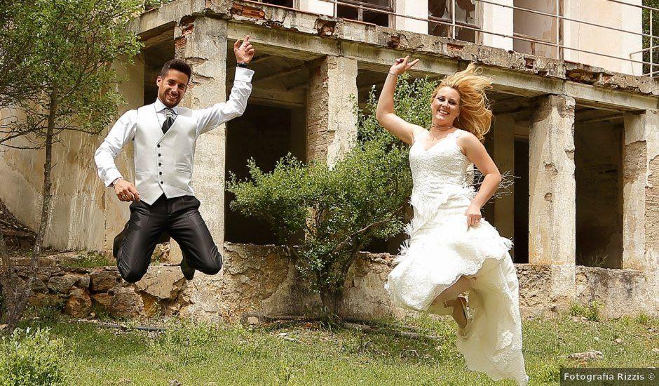 La boda de Jose Antonio y Reyes en Beas De Segura, Jaén