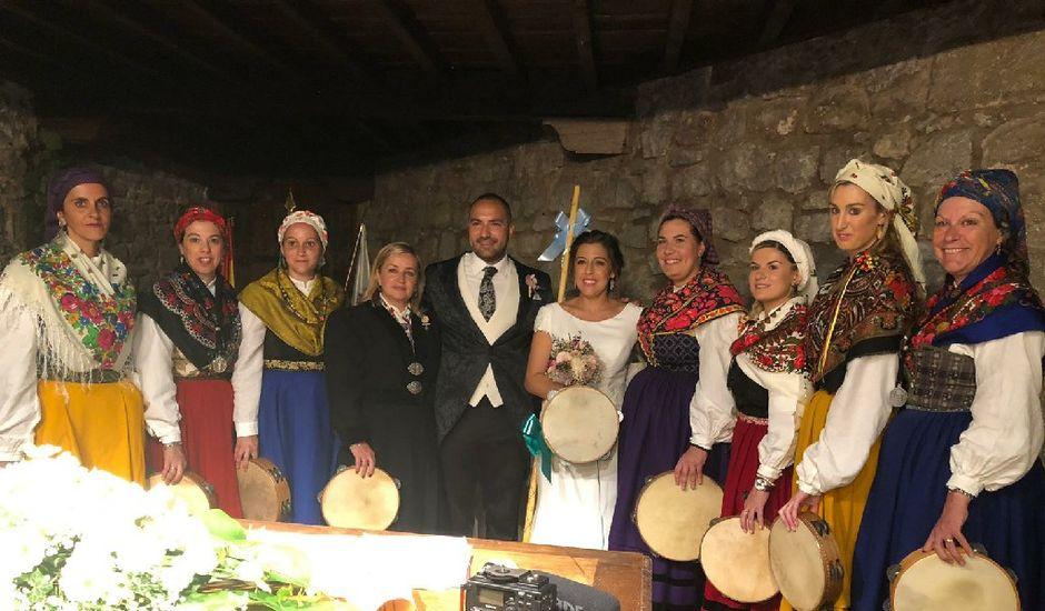 La boda de David  y Esther  en Argüeso, Cantabria