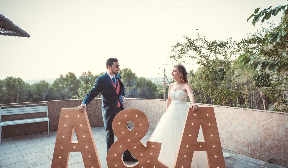 La boda de Alejandro y Alba en Madrid, Madrid
