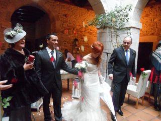 La boda de Amaia y Toni